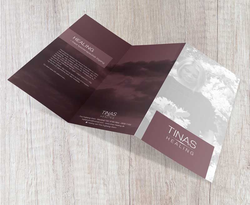 TINAs Healing Brochure