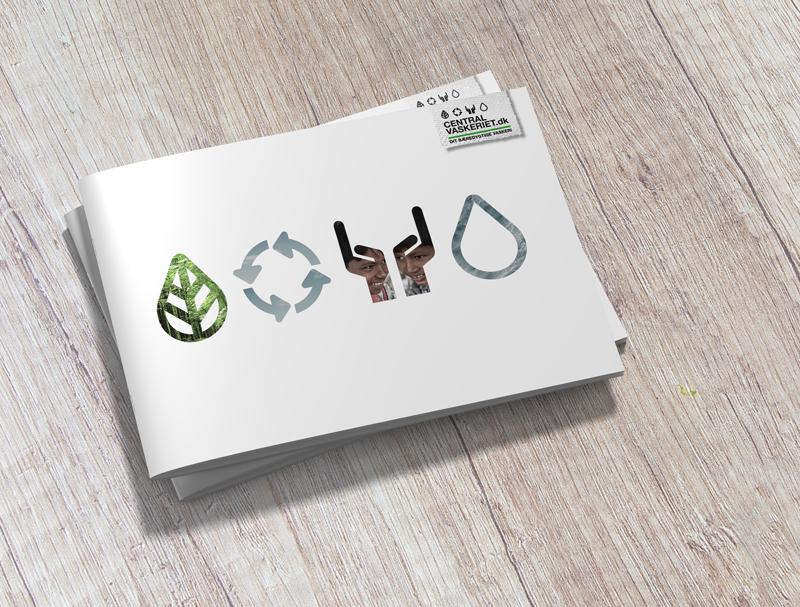 Centralvaskeriets nye bæredygtige profil